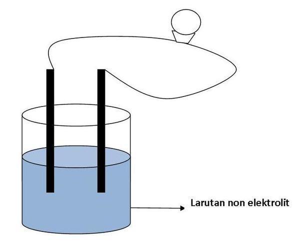 Eksperimen Larutan Elektrolit dan Non Elektrolit