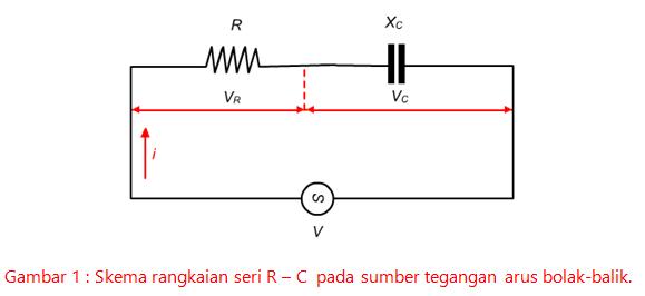 Contoh soal resistor dan kapasitor seri materi pendidikan dasar a analisis tegangan dan arus pada rangkaian seri r c ccuart Images
